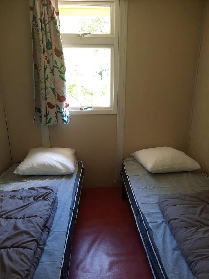 Le Grand Ouest chambre lit simple