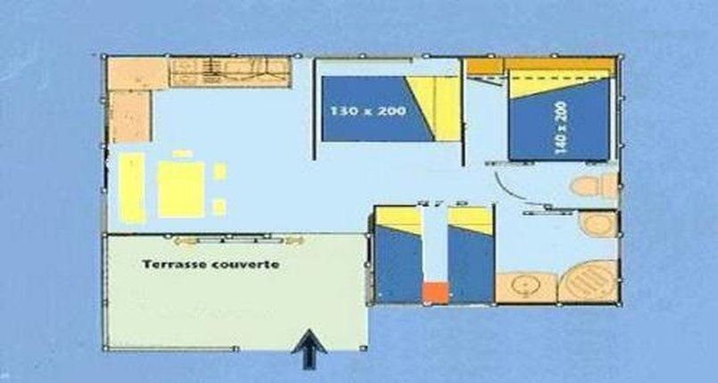 camping-gironde-location-chalet-3ch-6p-plan