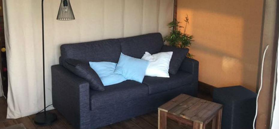Lodge Premium Cotton- salon-camping-montalivet-La chesnays-gironde