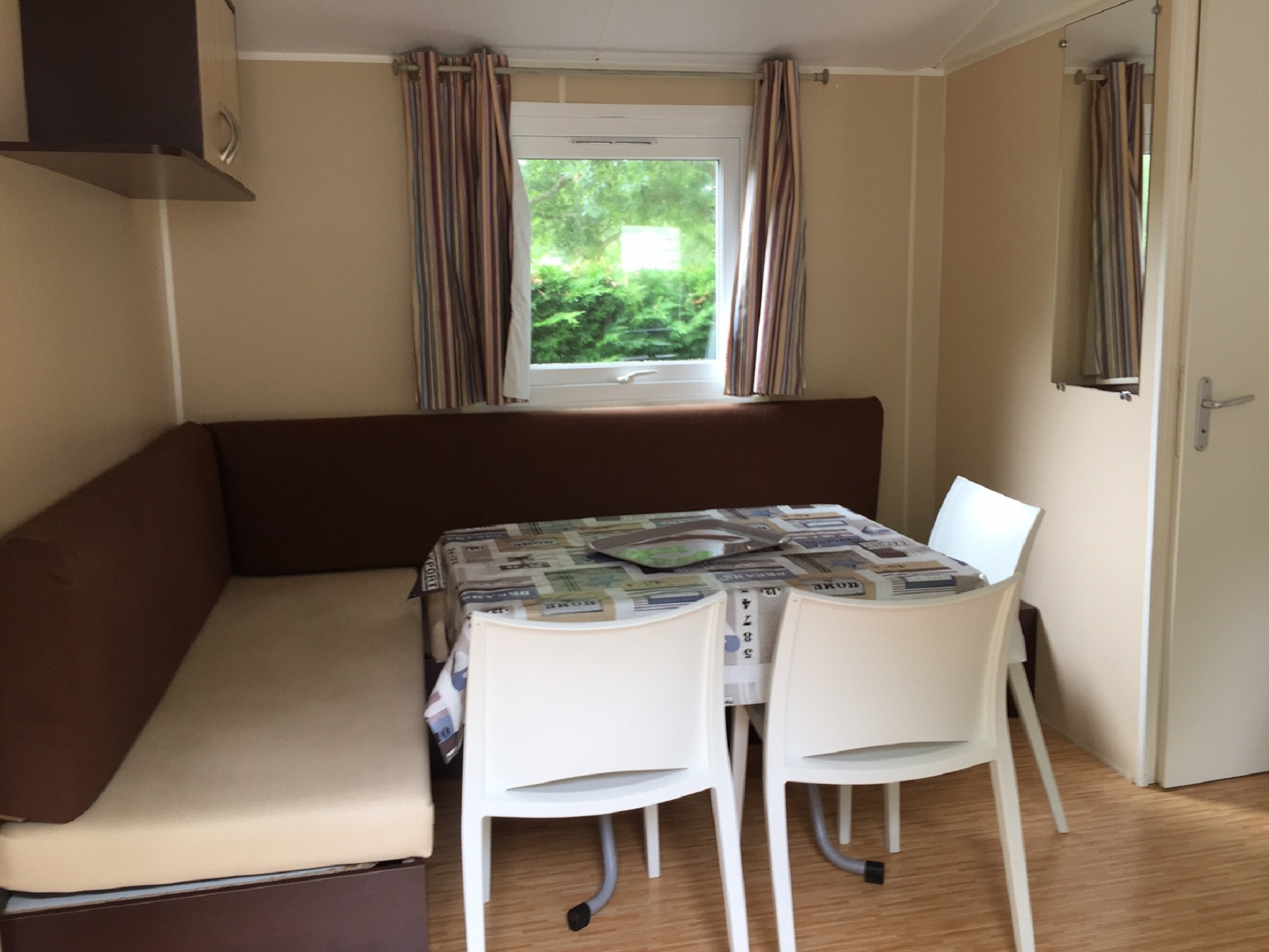 Mobil-home Sympa 3 chambres - 6 pers; (1)