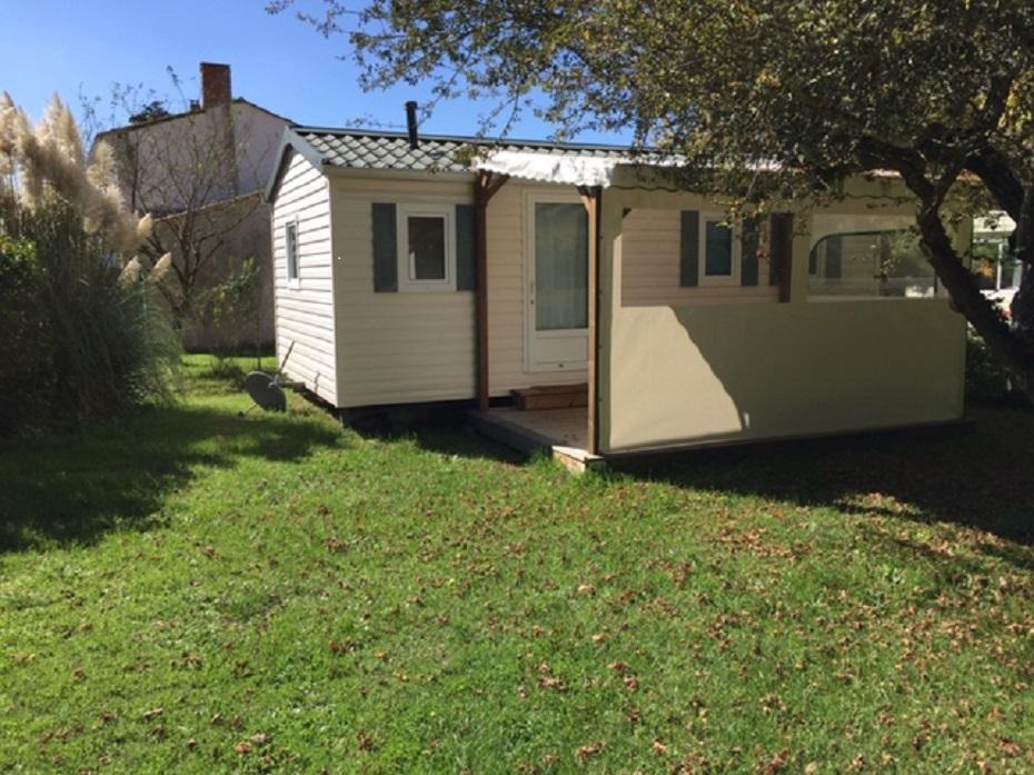 Mobil home Watipi à vendre- camping LaChesnays
