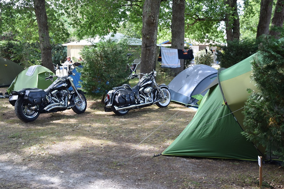 Week-edn Show bike Montalivet - camping La Chesnays